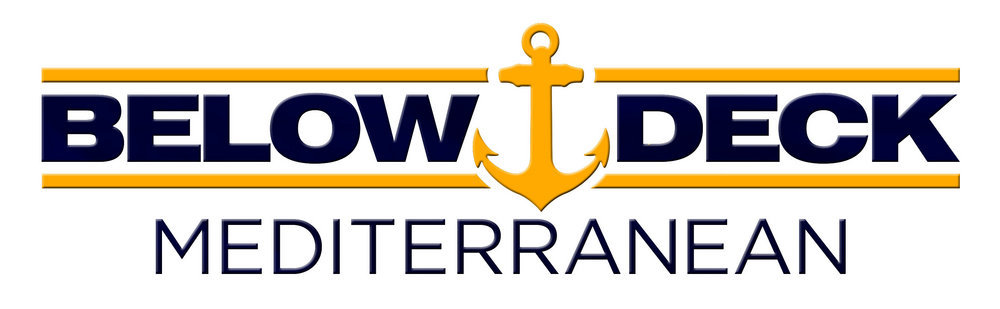 """Below Deck Mediterranean"" Logo"