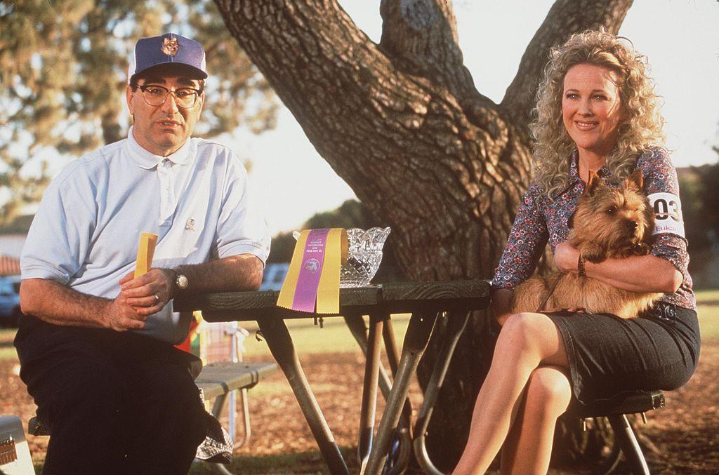 Eugene Levy and Catherine O'Hara of Schitt's Creek