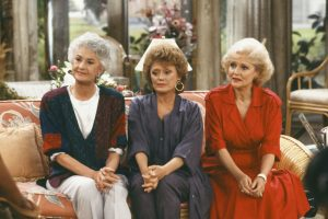 'The Golden Girls' Featured Rare Representation of LGBTQ Community