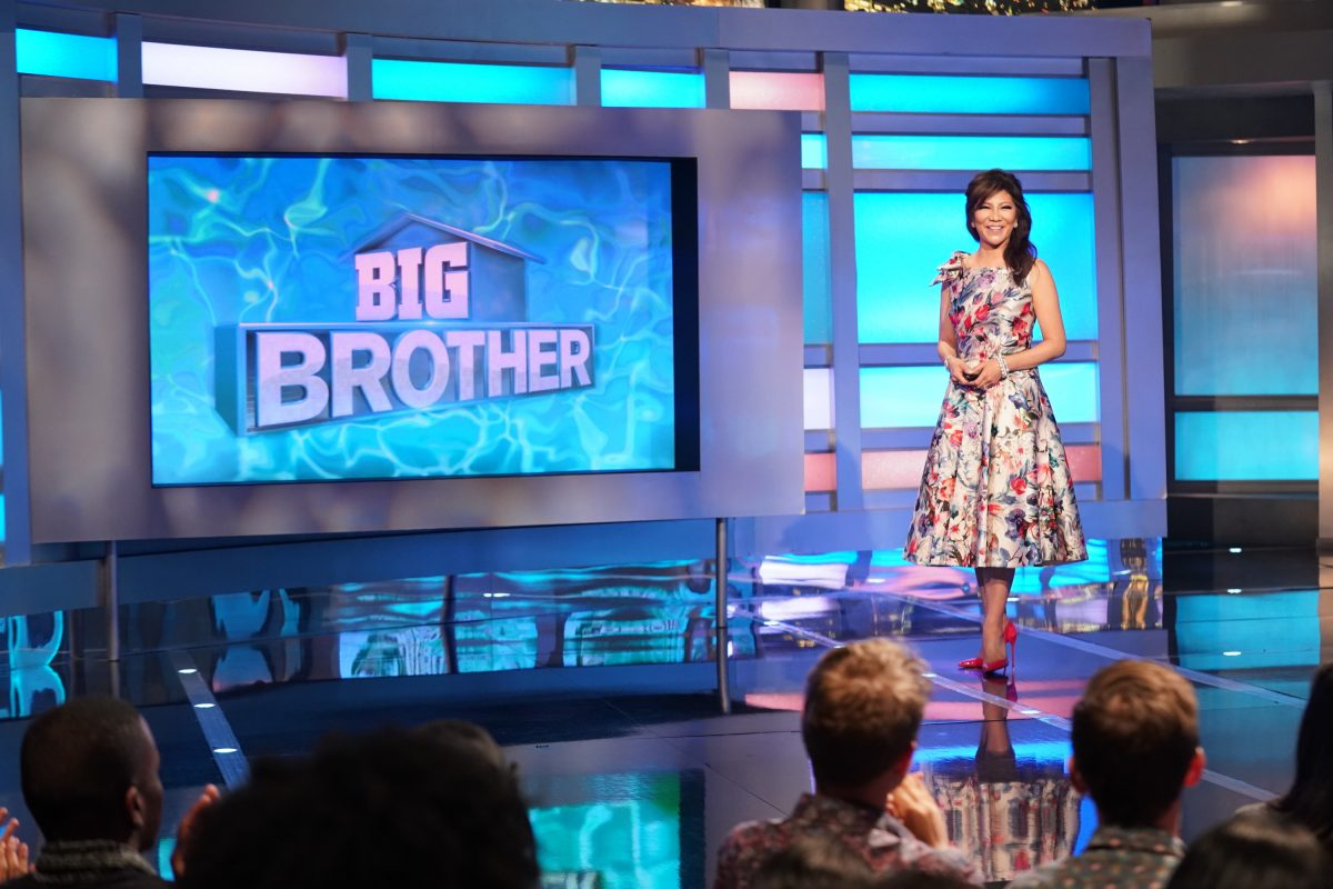 Host Julie Chen on Big Brother's two-night premiere event