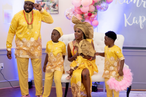 'RHOP' Star Wendy Osefo Responds To Claims That She's From a 'Cursed' Nigerian Tribe