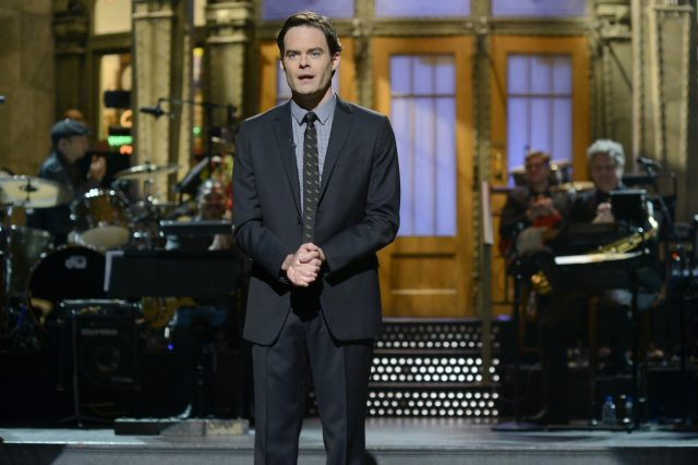 Why Bill Hader Had To Seek Therapy While Starring on 'Saturday Night Live'