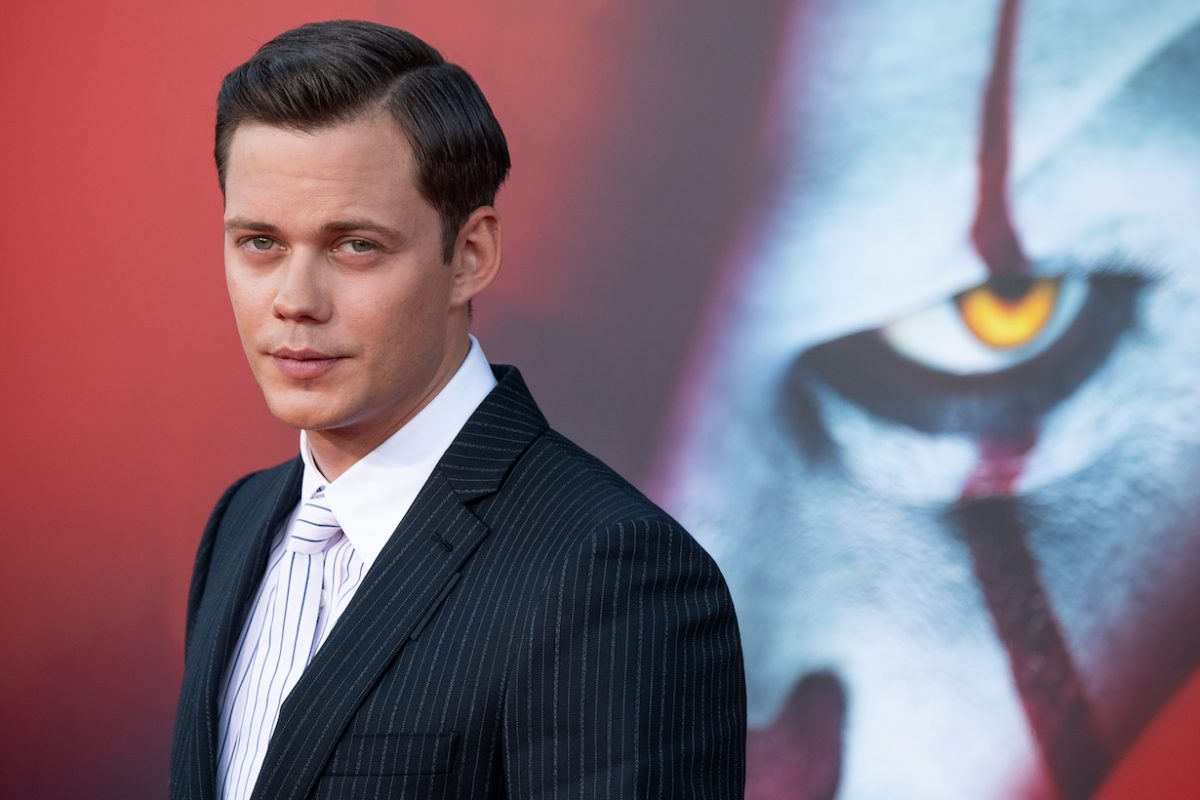 It Bill Skarsgard Says Playing Pennywise Was The Loneliest Film Shoot He S Ever Done You can see his soul! bill skarsgard says playing pennywise