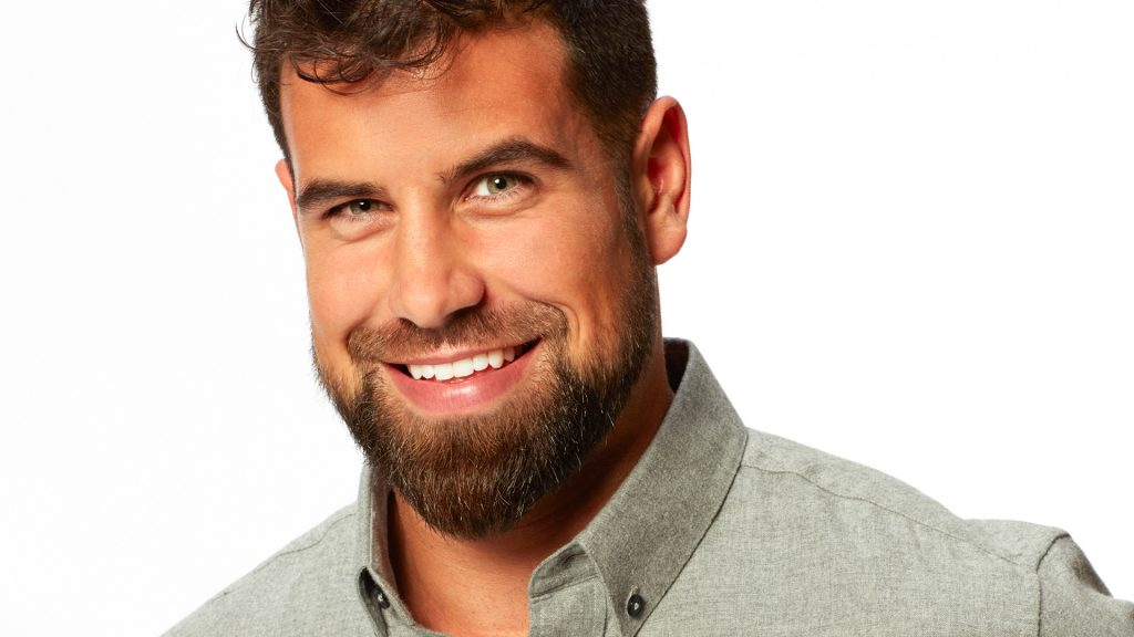 "ABC's ""The Bachelorette"" stars Blake Moynes"