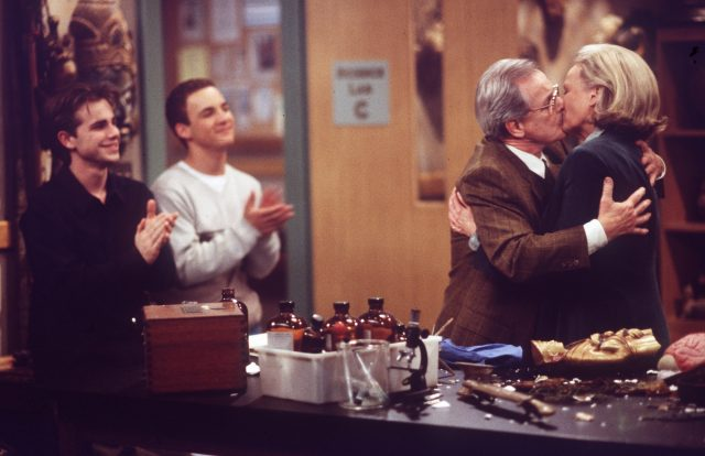'Boy Meets World': Mr. Feeny's Real-Life Love Story Is Even Better Than His TV Relationship