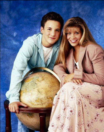 Disney Banned This Scandalous 'Boy Meets World' Episode of Corey and Topanga at Prom