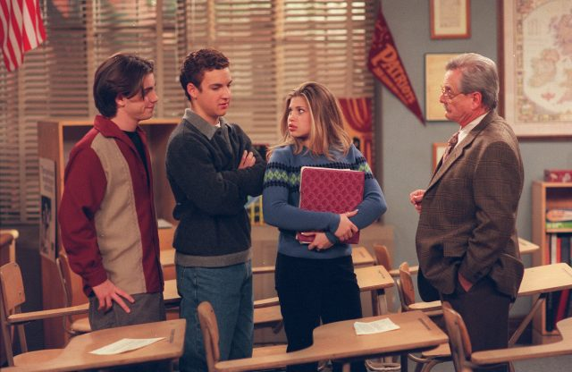 'Boy Meets World' Theory About Eric and Topanga Explains Strange Disconnect From the Series