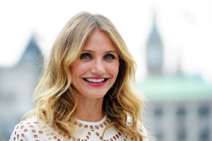 Cameron Diaz Didn't Want to Be an Actor