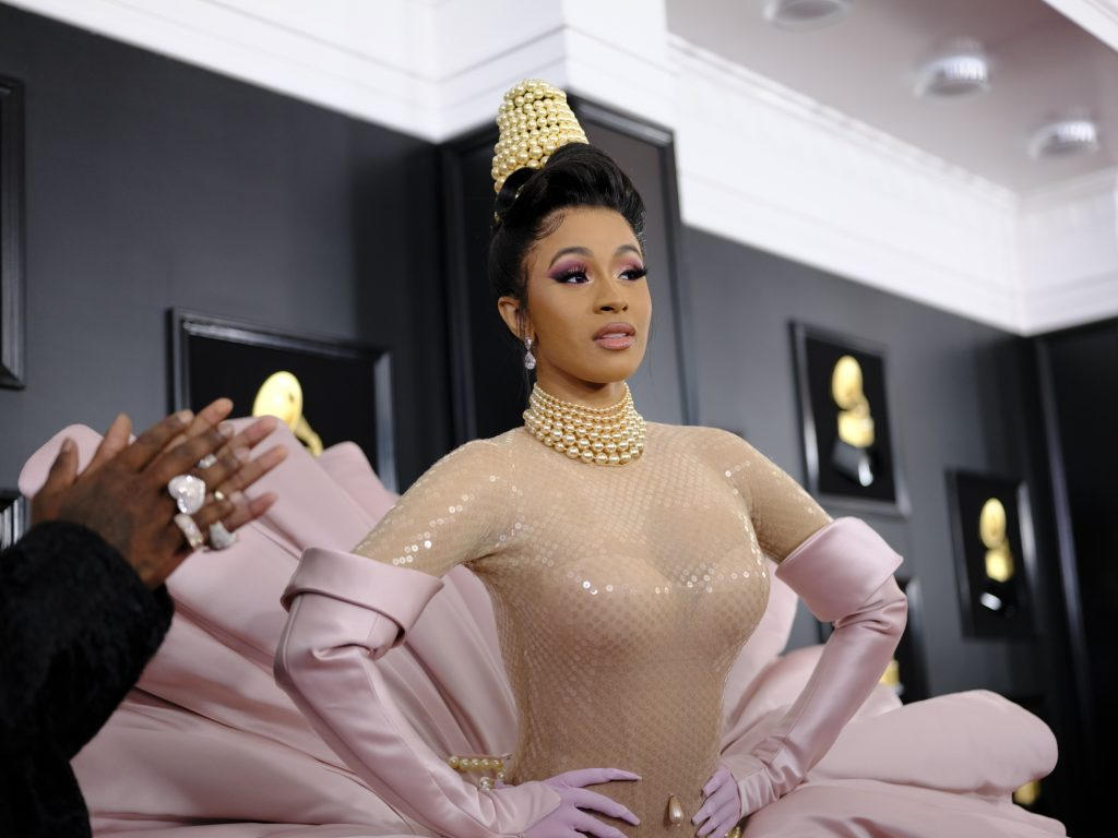 Cardi B Calls Out Racists Over Her Birkin Bag Collection