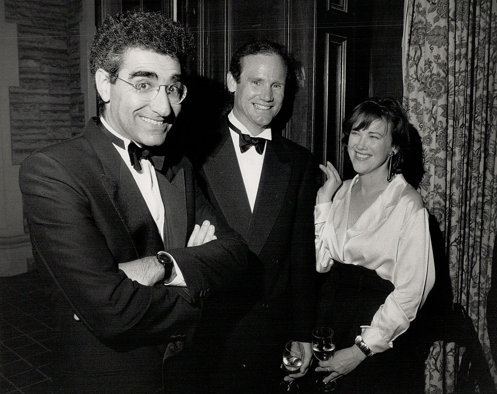 Eugene Levy, Catherine O'Hara and Bo Welch