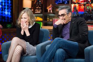Did 'Schitt's Creek' Stars Catherine O'Hara and Eugene Levy Ever Date?