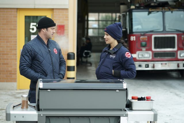 'Chicago Fire': Kidd and Severide's Relationship Could Get Rocky Next Season