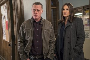 'Chicago P.D.': Would Hank Voight and Olivia Benson Ever Date?