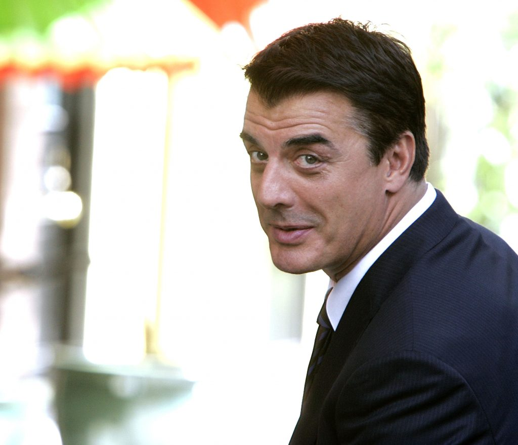 Chris Noth as Mr. Big in 'Sex and the City: The Movie'