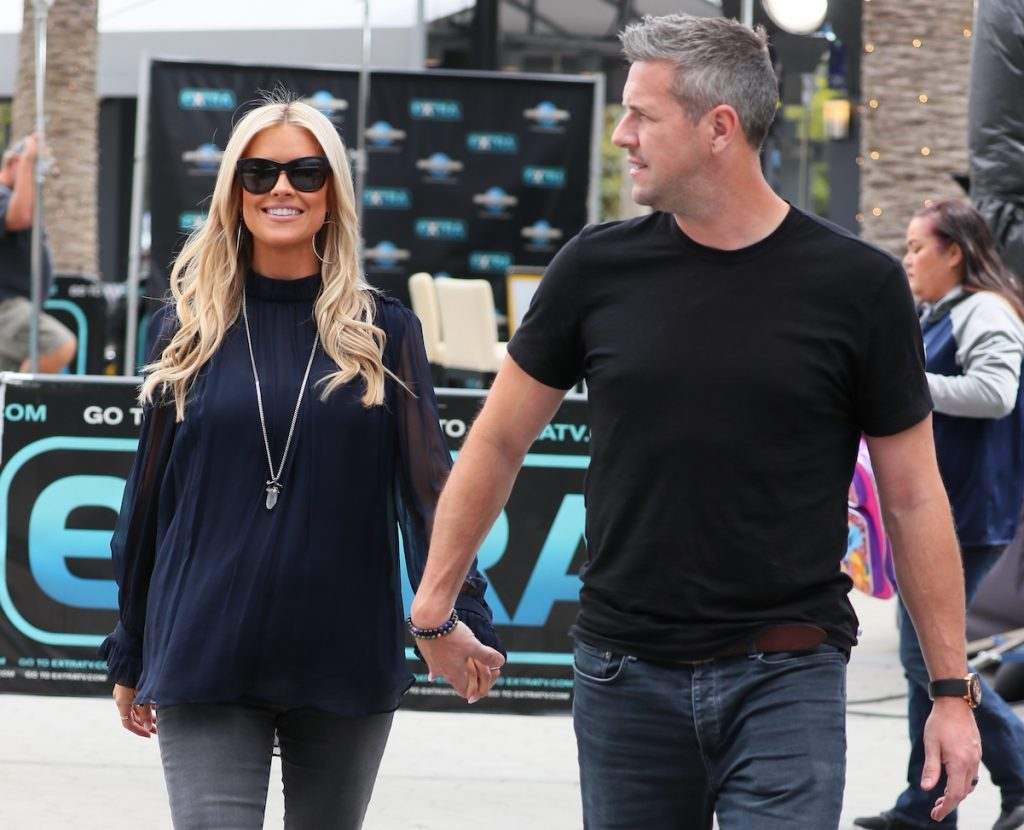 Christina and Ant Anstead