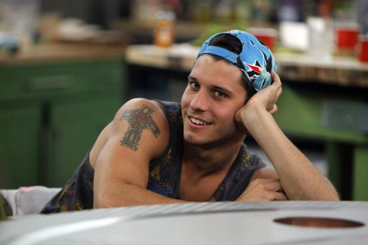 Houseguest Cody on Big Brother 16