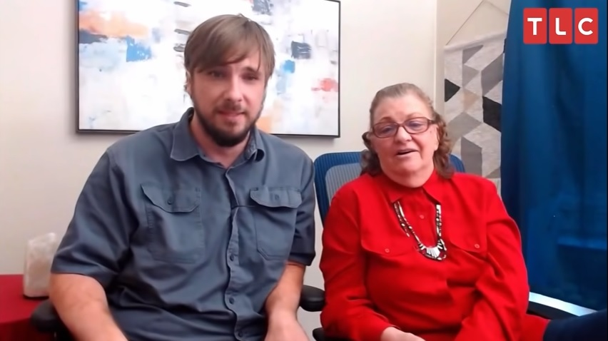 Colt Johnson and his mother, Debbie, on '90 Day Fiancé: Happily Ever After'