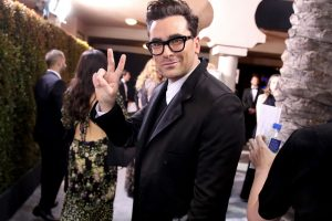 'Schitt's Creek': Dan Levy Says This Scene Was 'Bone-Chilling' for His Character, David Rose