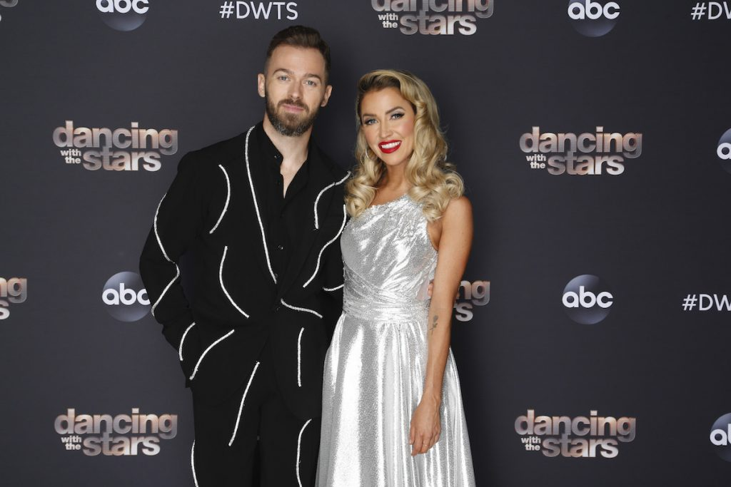 Artem Chigvintsev and Kaitlyn Bristowe of 'Dancing with the Stars'