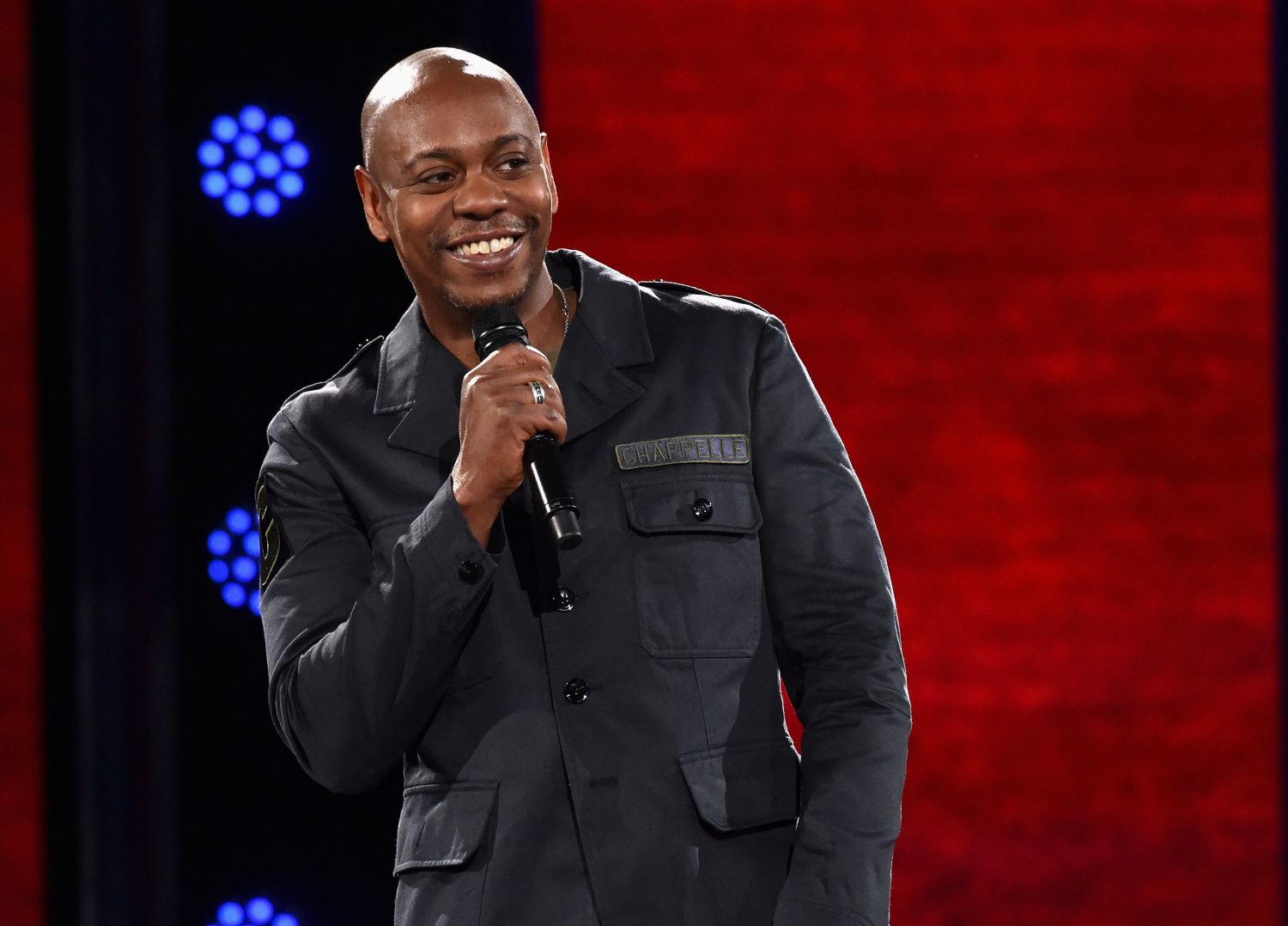 Dave Chappelle in 'Sticks & Stones'