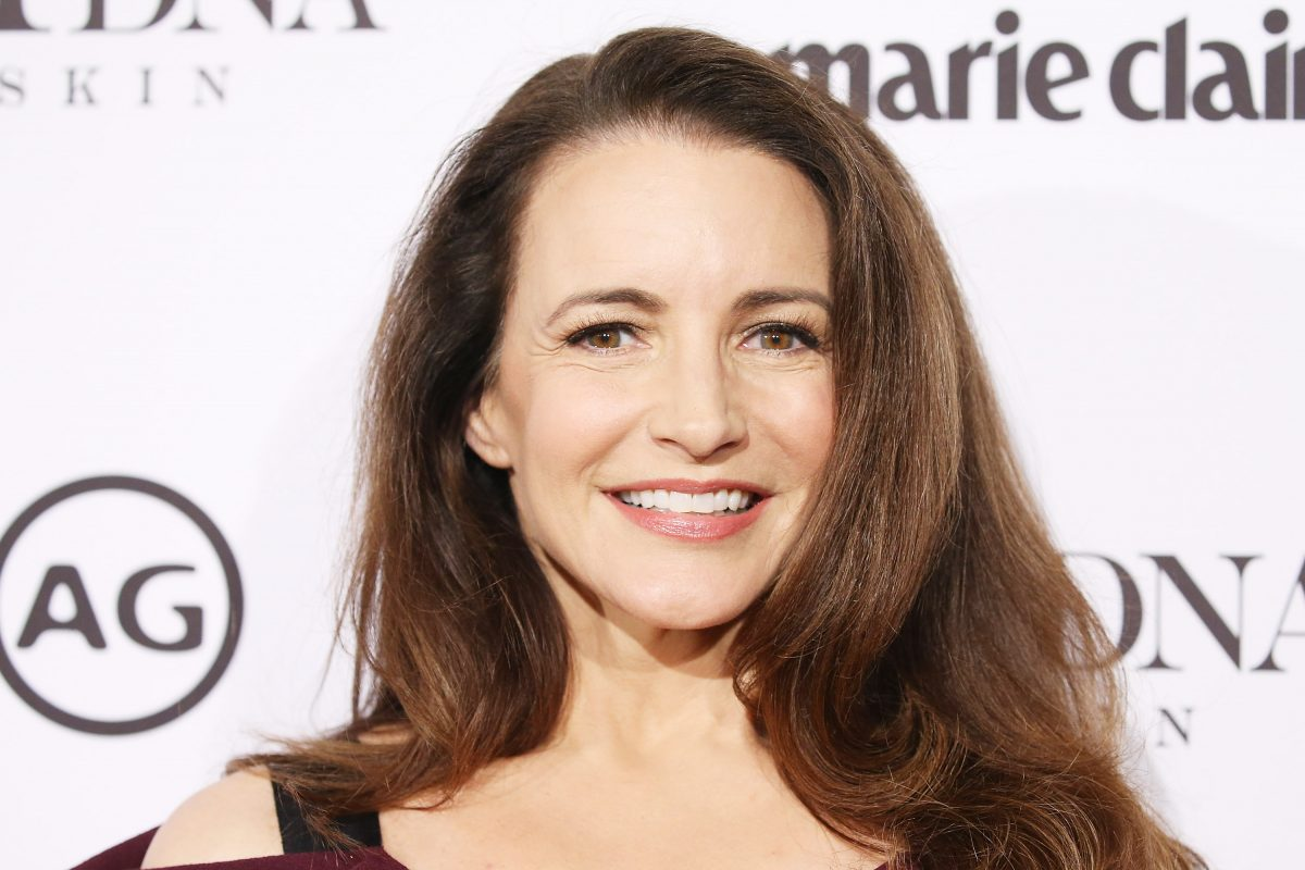Kristin Davis arrives to the Marie Claire's Image Maker Awards 2018