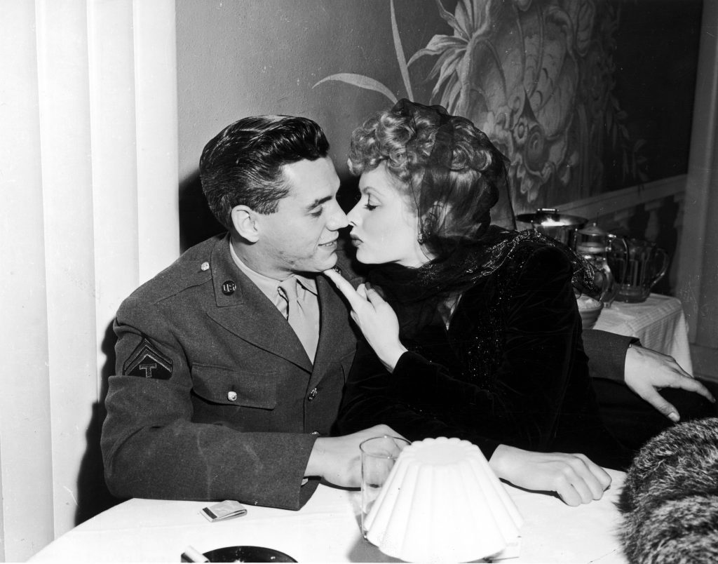 Desi Arnaz and Lucille Ball   William Grimes/Michael Ochs Archives/Getty Images