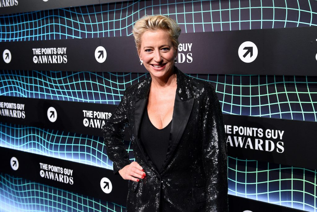 Dorinda Medley attends The 2019 TPG Awards