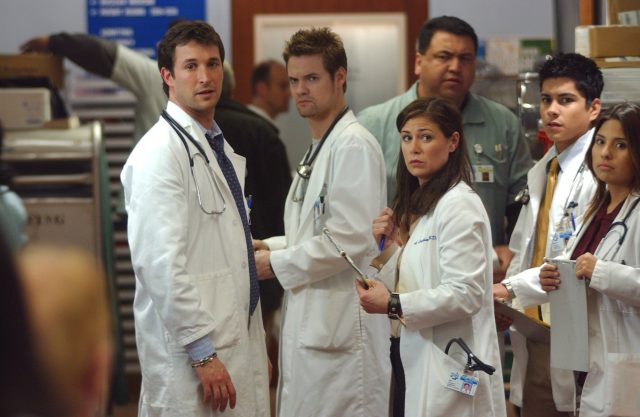 The 'ER' Pilot Was Filmed In a Supposedly Haunted Hospital