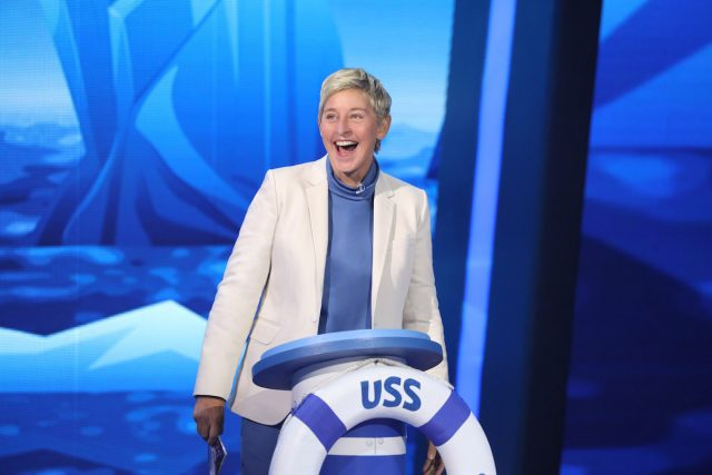 Ellen DeGeneres Just Debuted a Brand New Hairstyle Amid Her Tumbling Show Ratings