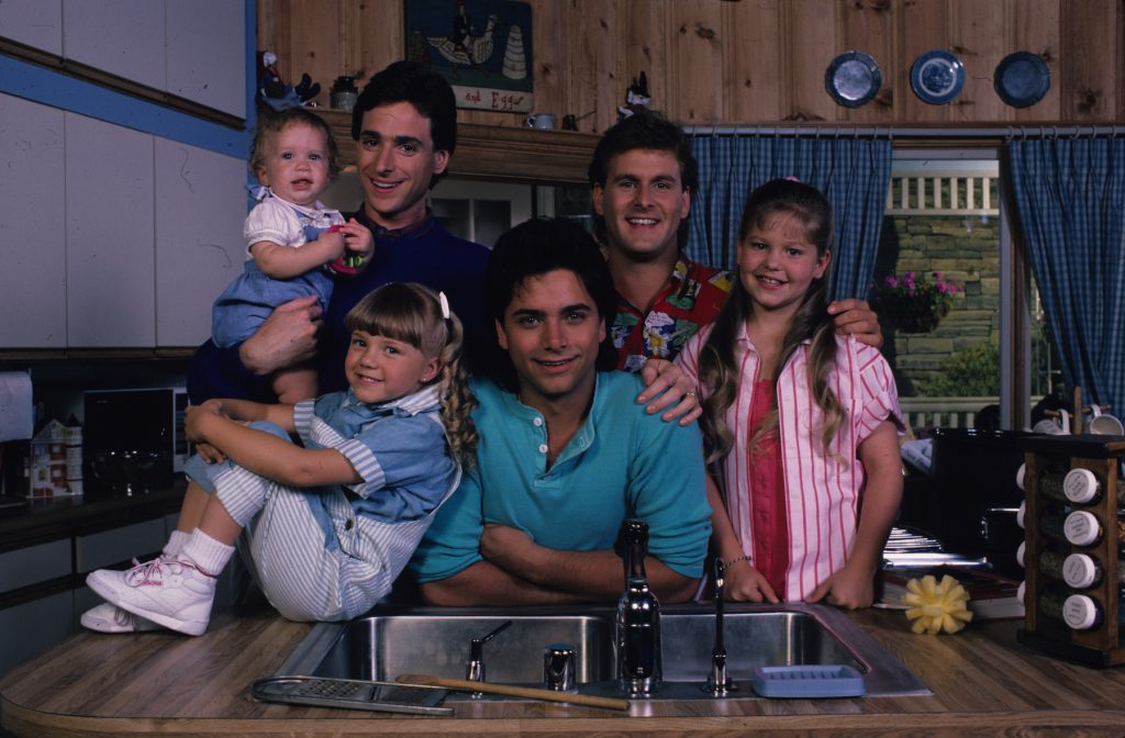 'Our Very First Show' Episode of 'Full House'