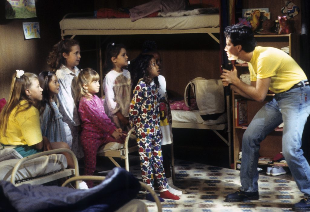 'It Was A Dark And Stormy Night' Episode of 'Full House'