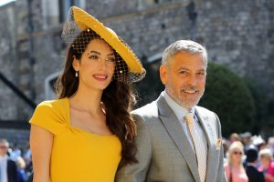 George Clooney Shared an Intriguing Revelation About His Relationship With Prince Harry and Meghan Markle at Their Wedding