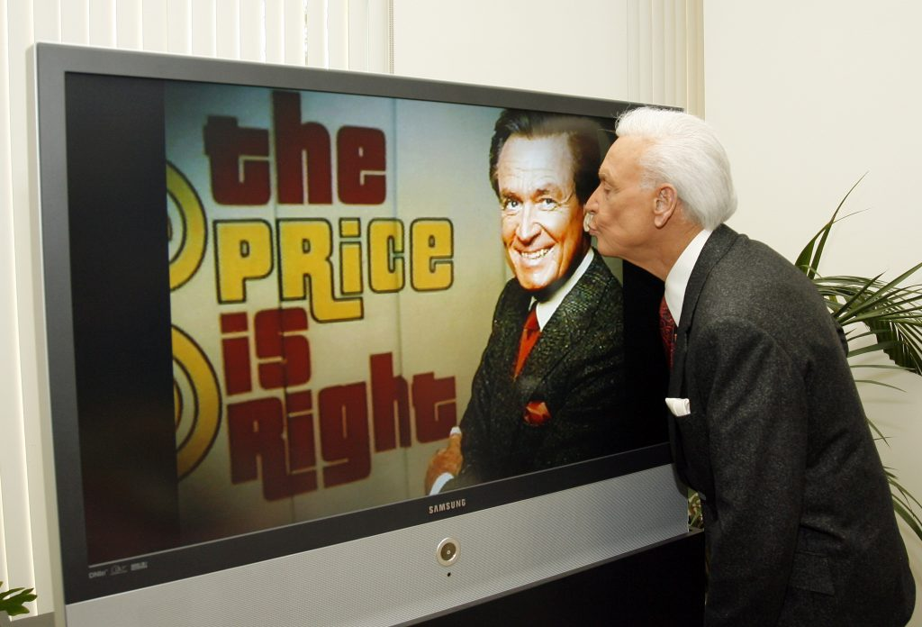Former 'The Price Is Right' host Bob Barker
