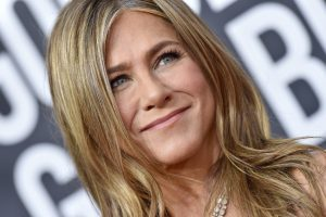 Jennifer Aniston Just Rescued a Great Pyrenees Mix Pup and He Made Off With Her Heart