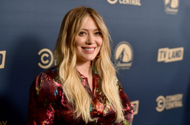 'Lizzie McGuire': Hilary Duff Only Went to Audition to Hang Out With Her Friends