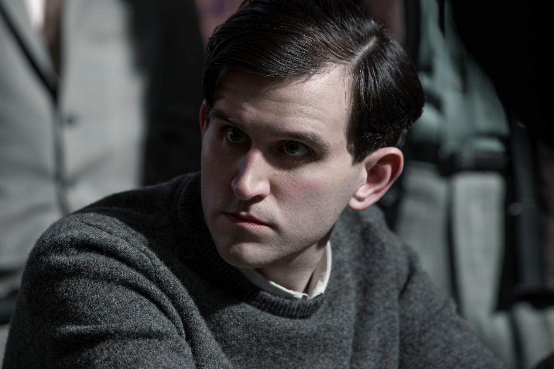 Harry Melling in 'The Queen's Gambit'