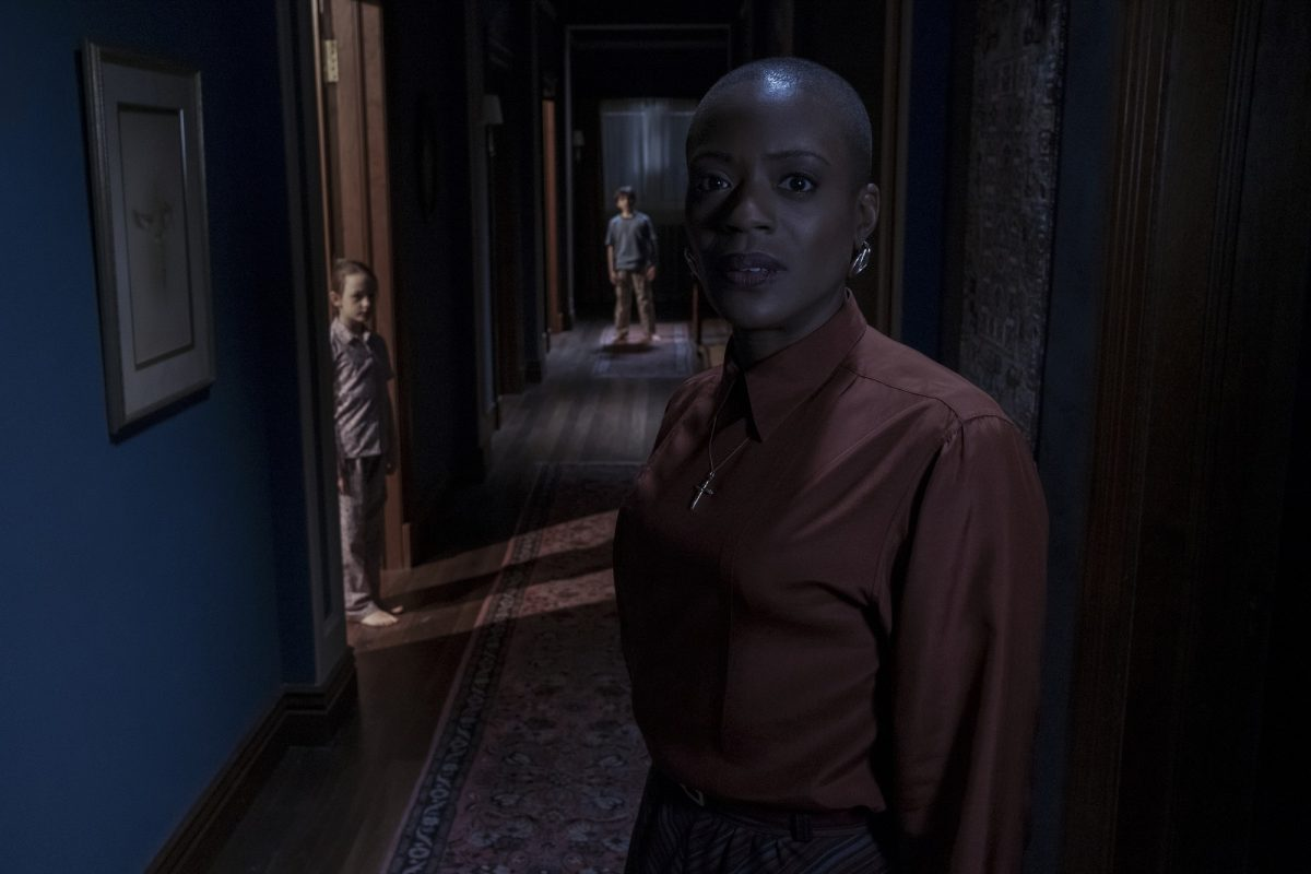 Haunting of Bly Manor: T'Nia Miller
