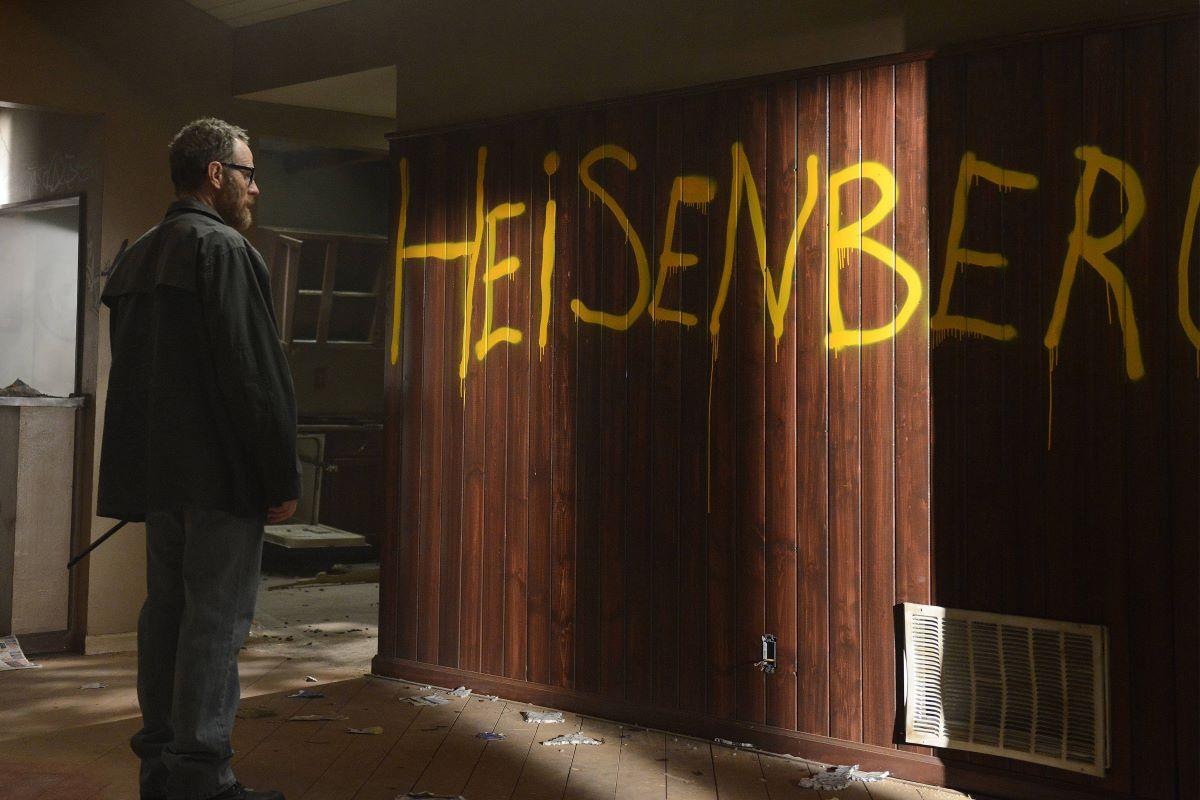 Walter White is Heisenberg