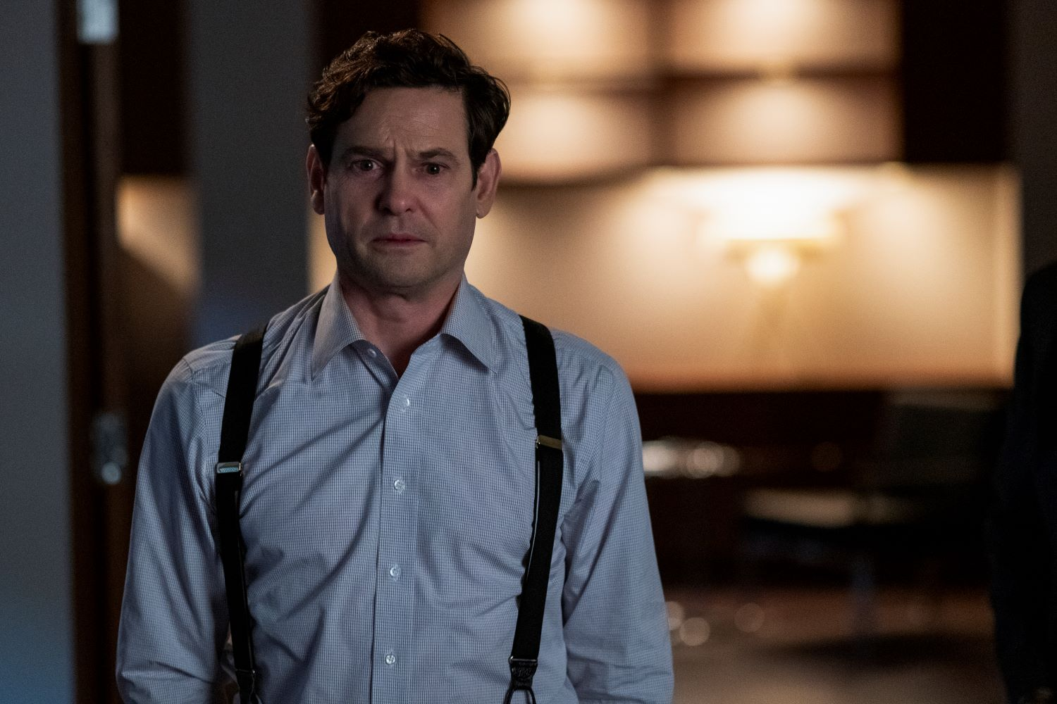 Henry Thomas in 'The Haunting of Bly Manor'