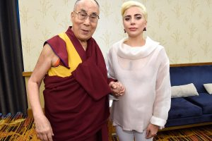 Lady Gaga Is Banned From Ever Touring in China Because of 1 Meeting With the Dalai Lama To Talk About Kindness