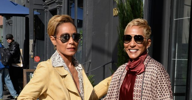 Jada Pinkett Smith Admits Why She Refused To Participate in Therapy With Her Mother