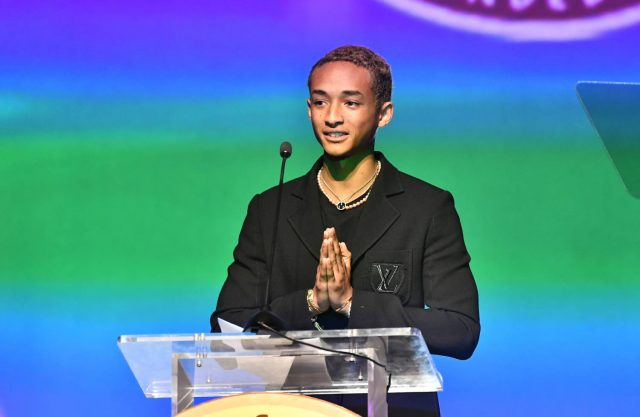 Jaden Smith Became a Vegetarian for This Eco-Friendly Reason