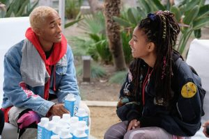 How Jaden Smith and Willow Smith Feel About Attending College