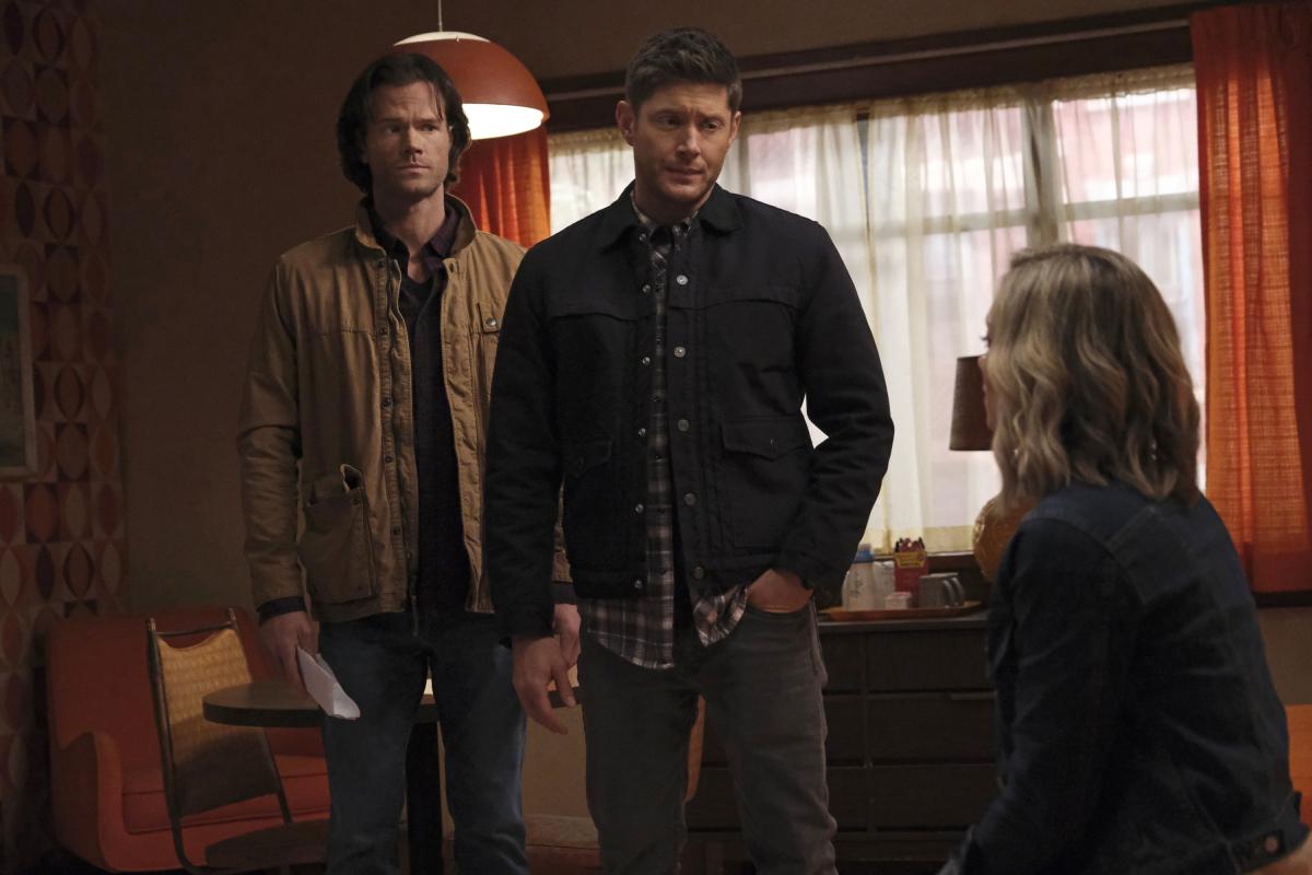 Supernatural: Jared Padalecki and Jensen Ackles
