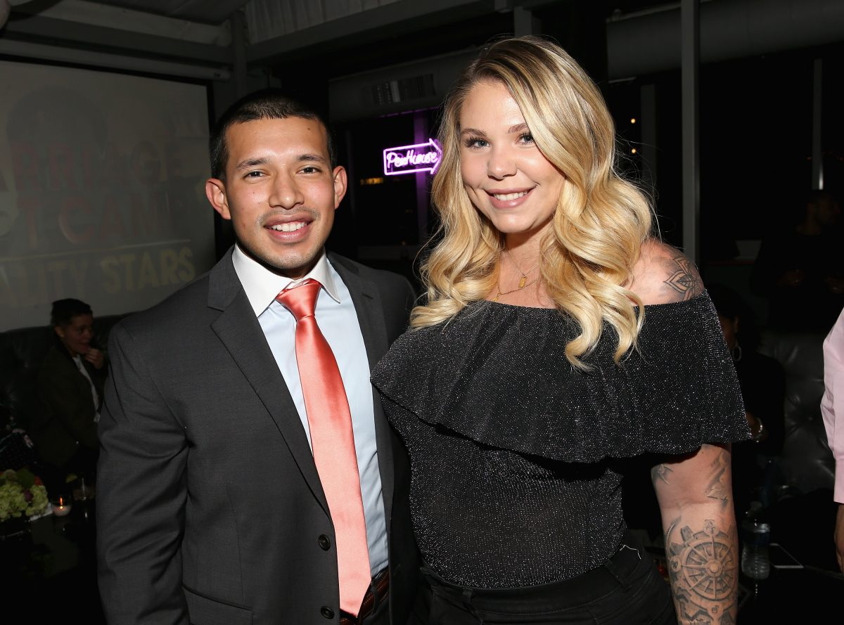 Javi Marroquin and Kailyn Lowry