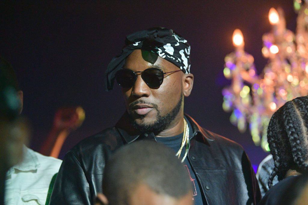 Rapper Jeezy attends attends Jeezy Birthday celebration at Compound on October 03, 2020 in Atlanta, GA | Prince Williams/Wireimage