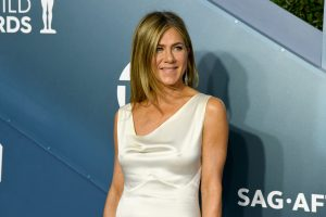 Jennifer Aniston Says She's 'Not Defined' by Her Relationship With Brad Pitt