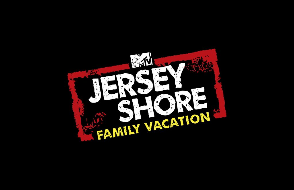 'Jersey Shore Family Vacation' Logo
