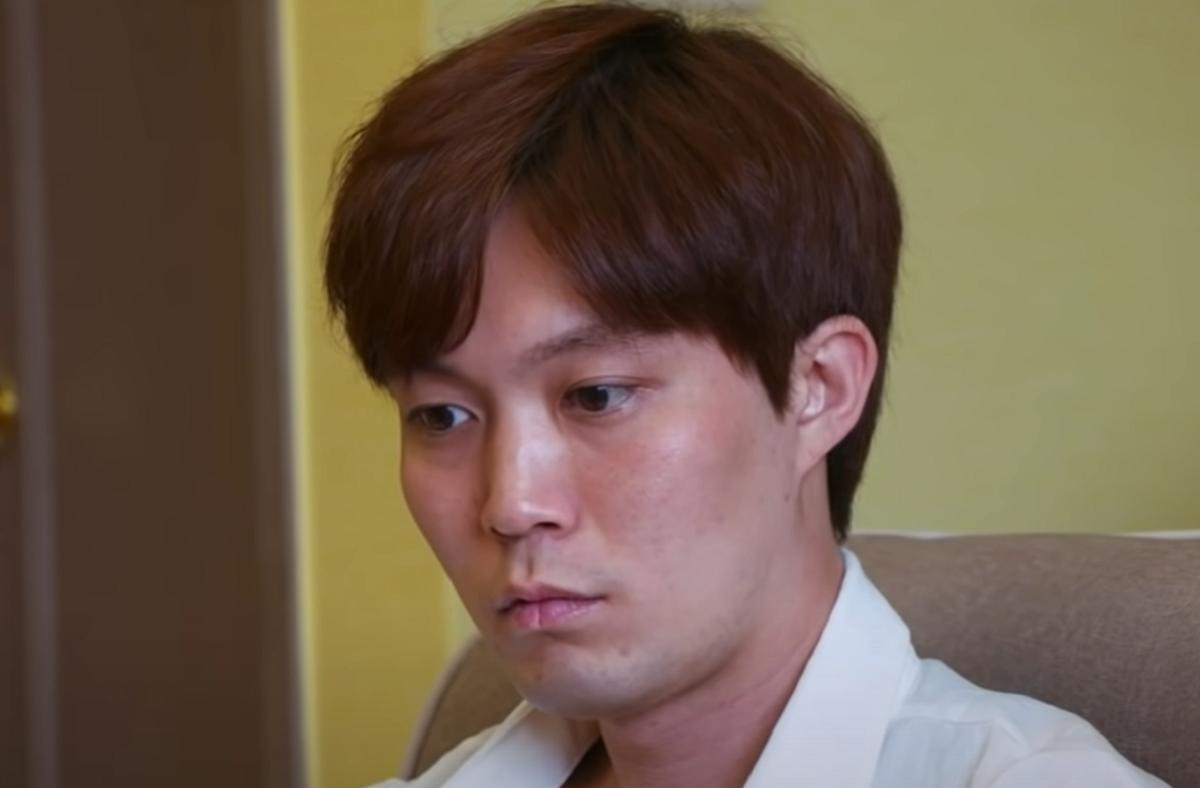 Jihoon Lee of 90 Day Fiancé