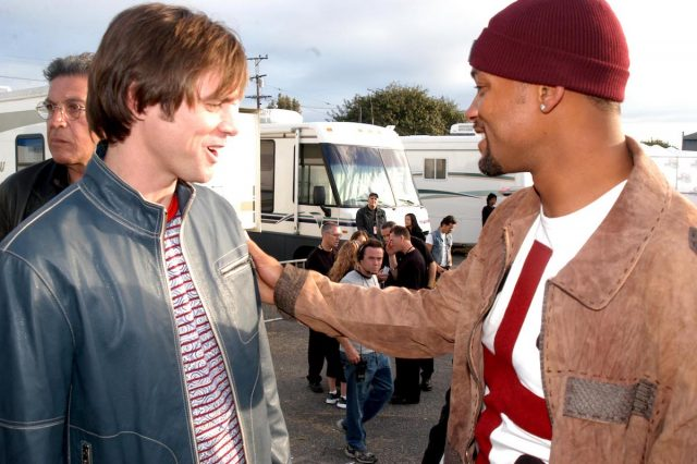 Remember When Jim Carrey Tried to Kiss Will Smith on National TV?